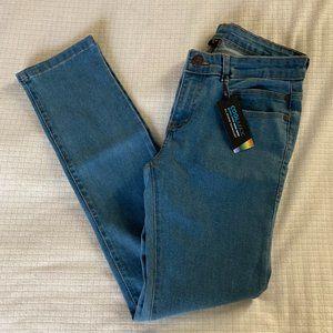 NWT Radian DEEP POCKET skinny jeans 6